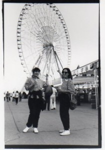 State Fair, circa 1980s. Photo by Bradley Metcalf